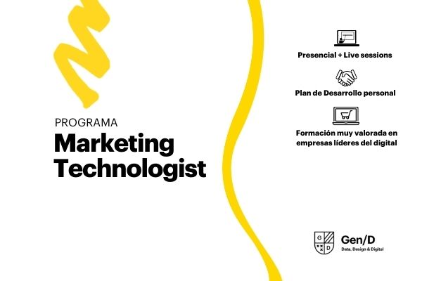 Marketing Technologist