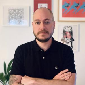 NACHO MORENO / Visual Designer en GARAJE DE IDEAS
